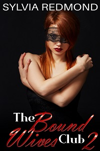 cover design for the book entitled The Bound Wives Club 2