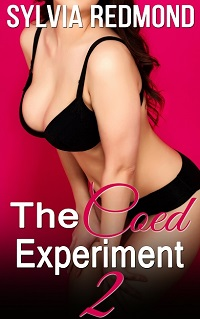 cover design for the book entitled The Coed Experiment 2