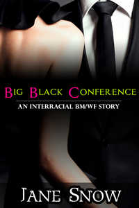 Big Black Conference (Interracial BMWF Erotica)