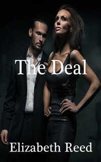 cover design for the book entitled The Deal