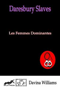 cover design for the book entitled Les Femmes Dominantes