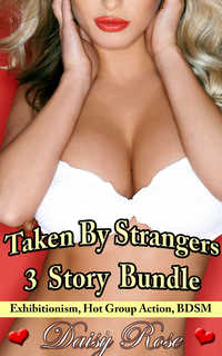 Taken By Strangers 3 Story Bundle by Daisy Rose