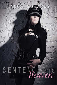 cover design for the book entitled Sentenced to Heaven