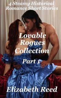 cover design for the book entitled Lovable Rogues Collection Part 1