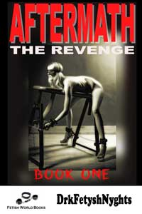 cover design for the book entitled AFTERMATH - The Revenge - Book One