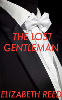 cover design for the book entitled The Lost Gentleman
