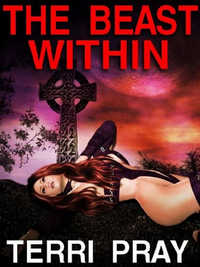 cover design for the book entitled The Beast Within: A Novel of Romantic Bondage