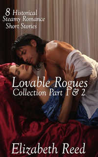cover design for the book entitled Lovable Rogues Collection Part 1&2