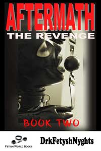 cover design for the book entitled AFTERMATH - The Revenge Book 2