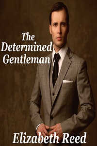 cover design for the book entitled The Determined Gentleman