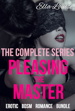 cover design for the book entitled Pleasing The Master