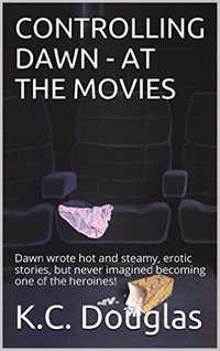 cover design for the book entitled Controlling Dawn - At the Movies