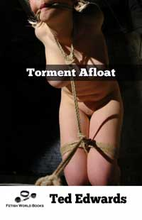 cover design for the book entitled Torment Afloat