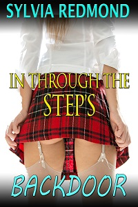 cover design for the book entitled In Through the Step