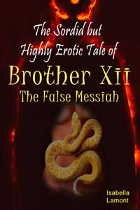 cover design for the book entitled Brother XII: The False Messiah