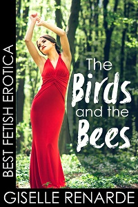 cover design for the book entitled The Birds and the Bees