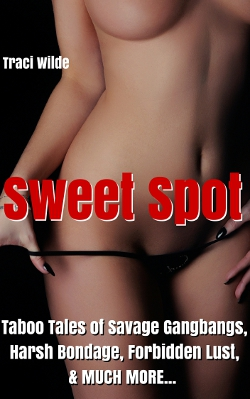 Sweet Spot: Taboo Tales of Savage Gangbangs, Bondage & Reluctant Sex