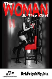 cover design for the book entitled The WOMAN & The Girl 2
