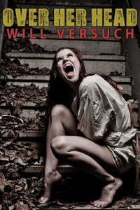 cover design for the book entitled Over Her Head