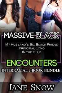 Massive Black Encounters (Interracial Bundle)