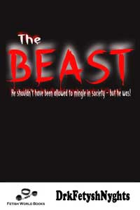 cover design for the book entitled The BEAST
