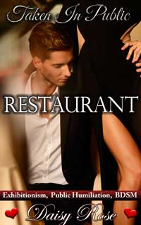 cover design for the book entitled Restaurant