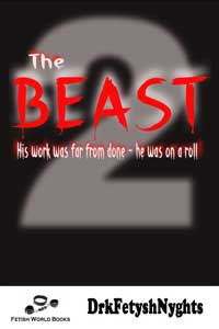 cover design for the book entitled The BEAST - Part Two