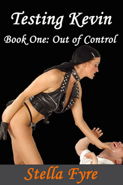 cover design for the book entitled Out of Control