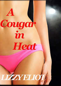 cover design for the book entitled A Cougar In Heat