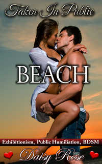 cover design for the book entitled Beach