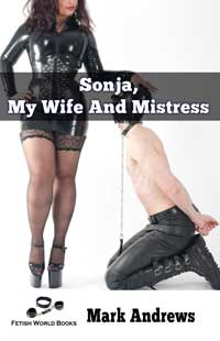 cover design for the book entitled Sonja, My Wife and Mistress