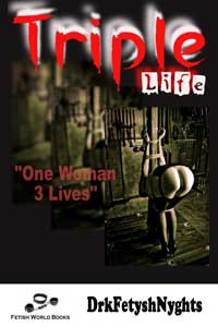 cover design for the book entitled TRIPLE LIFE