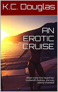 cover design for the book entitled An Erotic Cruise