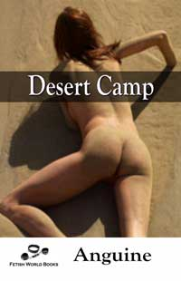 Desert Camp by Anguine