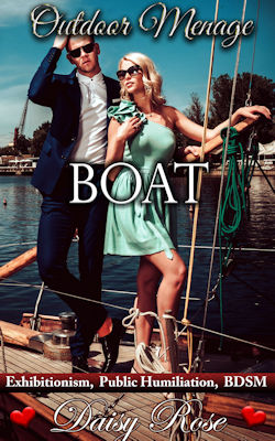 cover design for the book entitled Boat