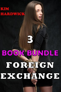 cover design for the book entitled Foreign Exchange Bundle (3 BOOK BUNDLE)