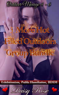 3 More Hot Filled Outdoors Group Bundle