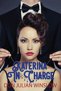 cover design for the book entitled Katerina in Charge