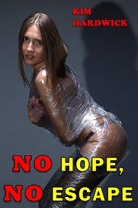 cover design for the book entitled No Hope, No Escape