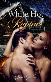 cover design for the book entitled White Hot Rapture