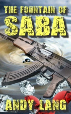 cover design for the book entitled The Fountain of Saba