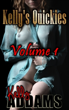 cover design for the book entitled Kelly