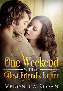 cover design for the book entitled One Weekend With My Best Friend