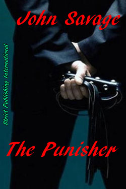 cover design for the book entitled The Punisher