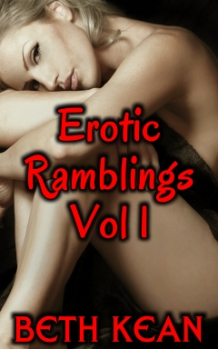 cover design for the book entitled Erotic Ramblings - Vol 1