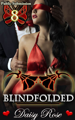 Blindfolded by Daisy Rose
