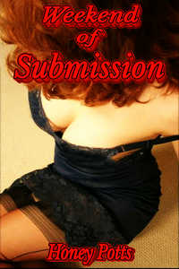 cover design for the book entitled Weekend of Submission