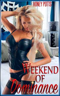 cover design for the book entitled Weekend of Dominance
