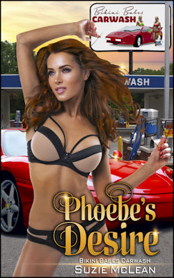 cover design for the book entitled Phoebe