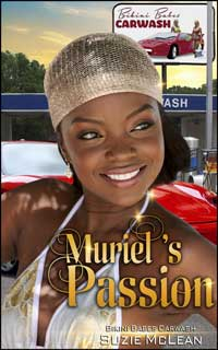 cover design for the book entitled Muriel
